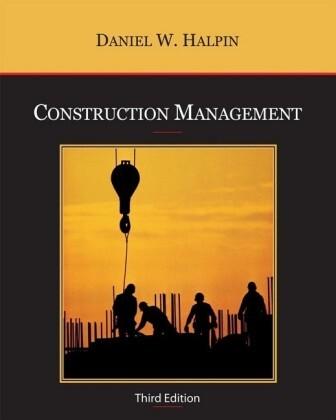 Construction Management als Buch