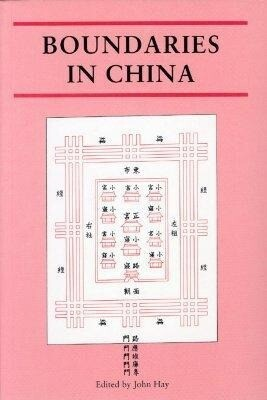 Boundaries in China Pb als Taschenbuch