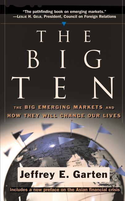 The Big Ten als Taschenbuch
