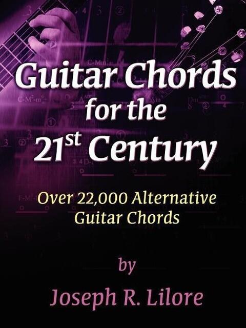 Guitar Chords for the 21st Century als Taschenbuch