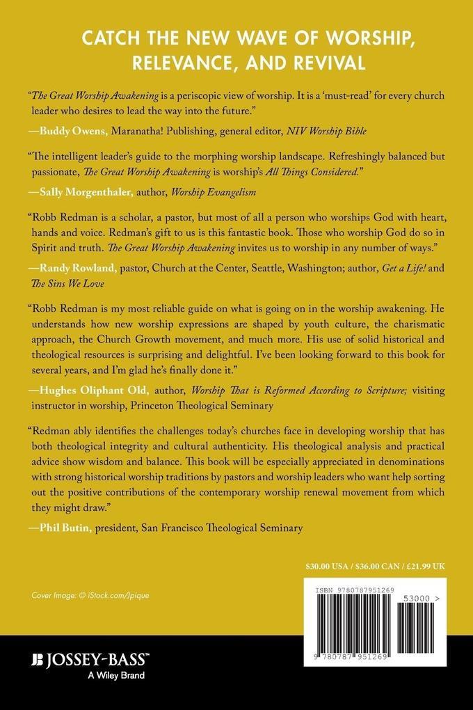 Great Worship Awakening als Taschenbuch