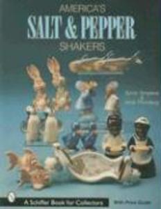 America's Salt & Pepper Shakers als Taschenbuch