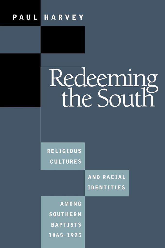 Redeeming the South als Taschenbuch