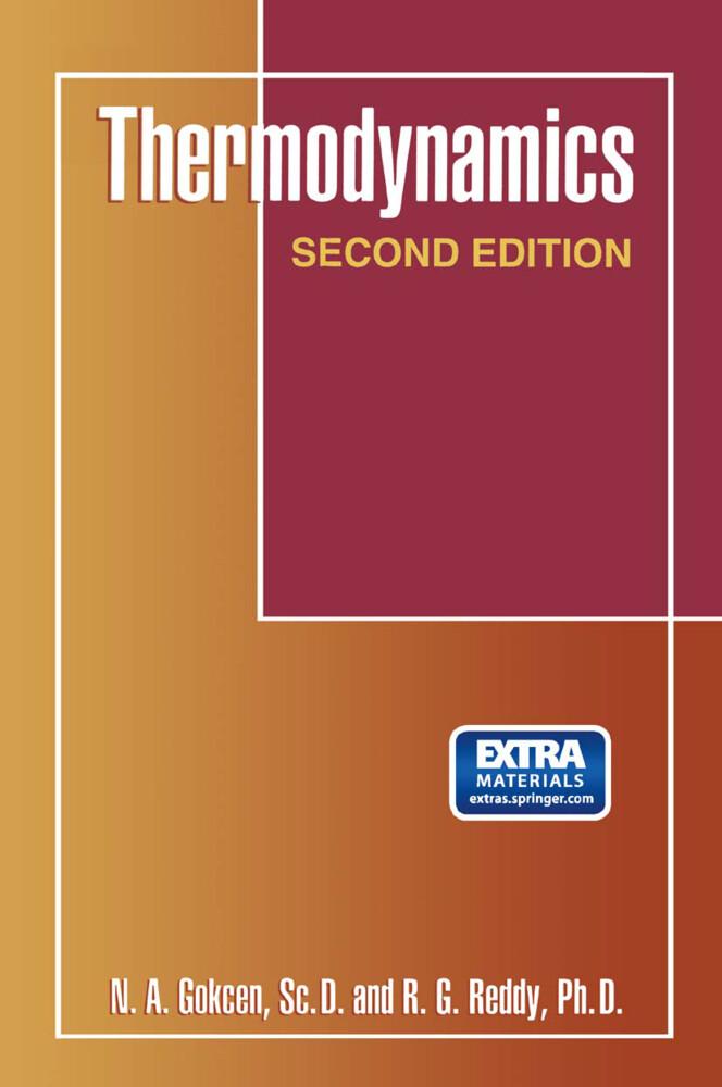Thermodynamics als Buch