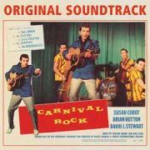 Carnival Rock-Teenage Thunder als CD