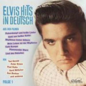 Elvis Hits auf Deutsch Vol.1 als CD