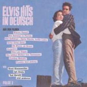 Elvis Hits auf Deutsch Vol.2 als CD