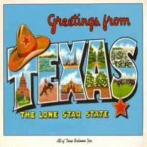 Greetings From Texas als CD