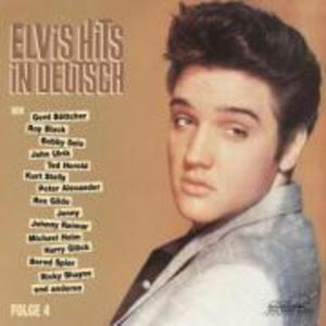 Elvis Hits auf Deutsch Vol.4 als CD