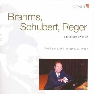 Variationswerke als CD