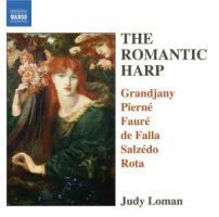 Romantische Harfe als CD