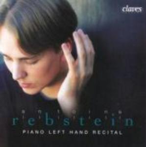 Klavier Für die linke Hand als CD