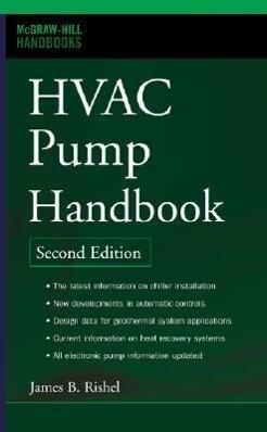 HVAC Pump Handbook, Second Edition als Buch