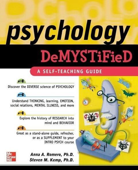Psychology Demystified als Buch