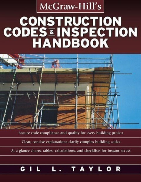 Construction Codes and Inspection Handbook als Buch