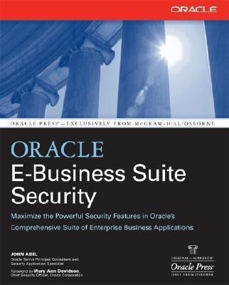 Oracle E-Business Suite Security als Buch