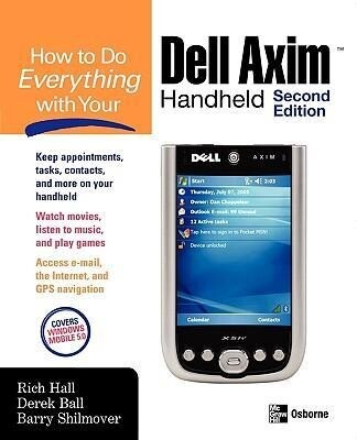 How to Do Everything with Your Dell Axim Handheld N als Taschenbuch
