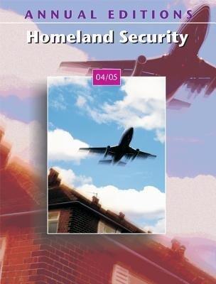 Annual Editions: Homeland Security 04/05 als Taschenbuch