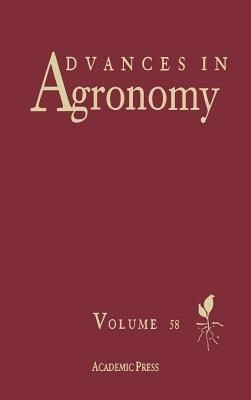 Advances in Agronomy als Buch
