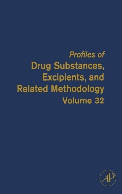 Profiles of Drug Substances, Excipients and Related Methodology als Buch