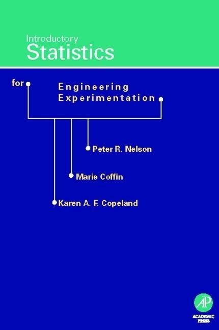 Introductory Statistics for Engineering Experimentation als Buch