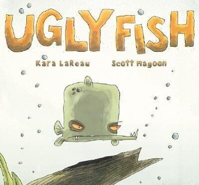 Ugly Fish als Buch
