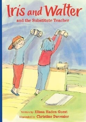 Iris and Walter and the Substitute Teacher als Taschenbuch