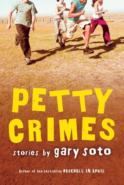 Petty Crimes als Taschenbuch