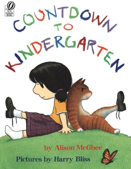 Countdown to Kindergarten als Taschenbuch