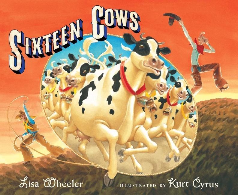 Sixteen Cows als Taschenbuch