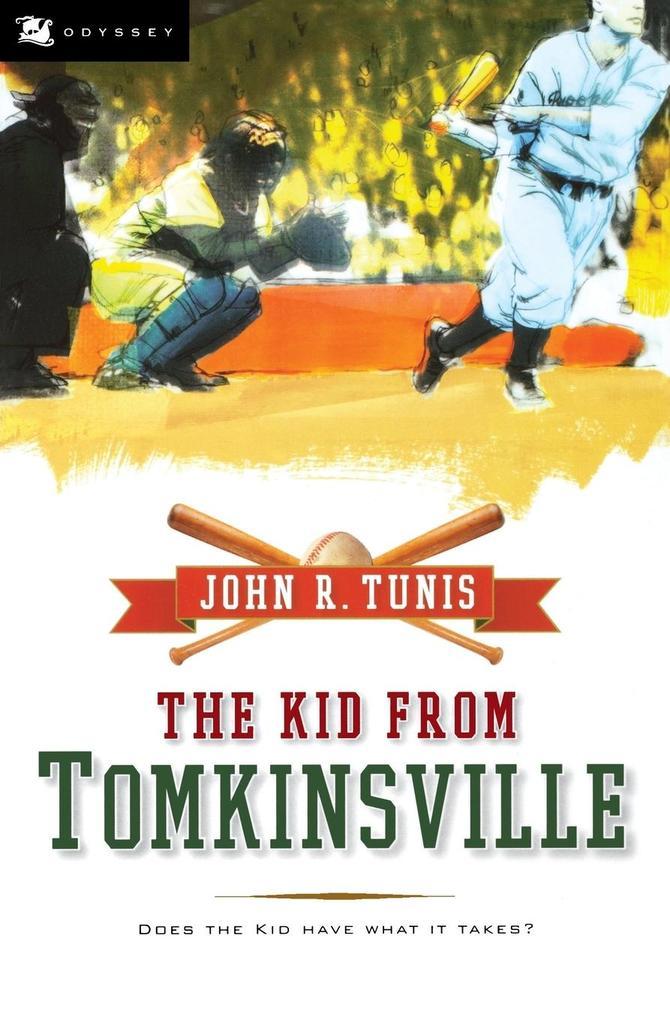 The Kid from Tomkinsville als Taschenbuch