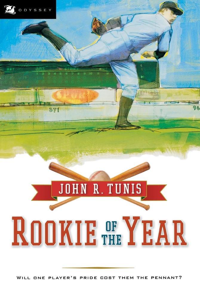 Rookie of the Year als Taschenbuch