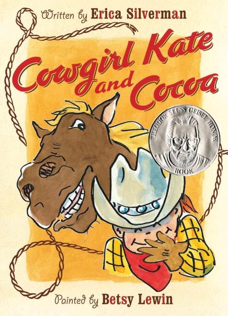 Cowgirl Kate and Cocoa als Taschenbuch