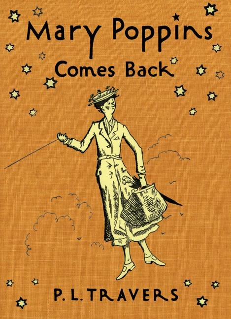 Mary Poppins Comes Back als Buch