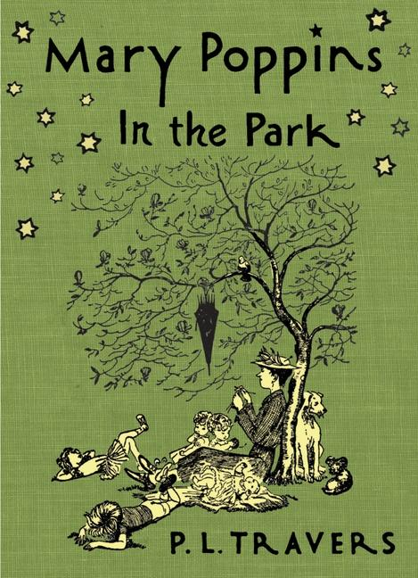 Mary Poppins in the Park als Buch