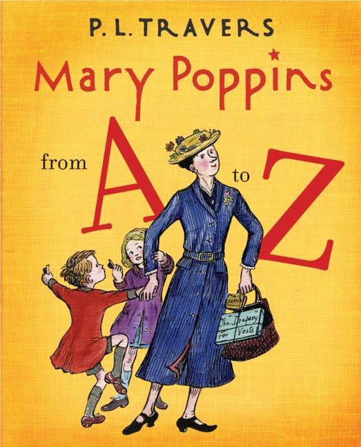 Mary Poppins from A to Z als Buch
