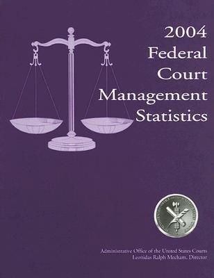 Federal Court Management Statistics als Taschenbuch