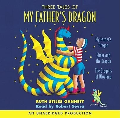 Three Tales of My Father's Dragon als Hörbuch