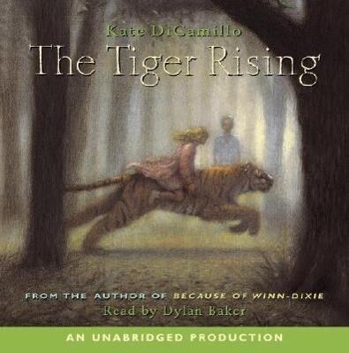 The Tiger Rising als Hörbuch