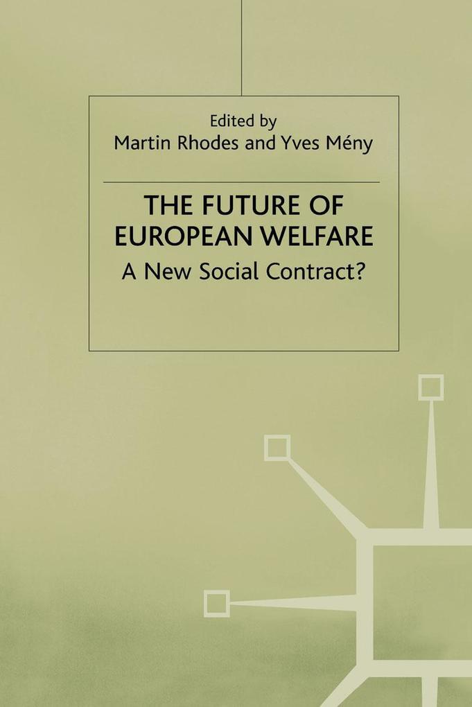 The Future of European Welfare als Buch