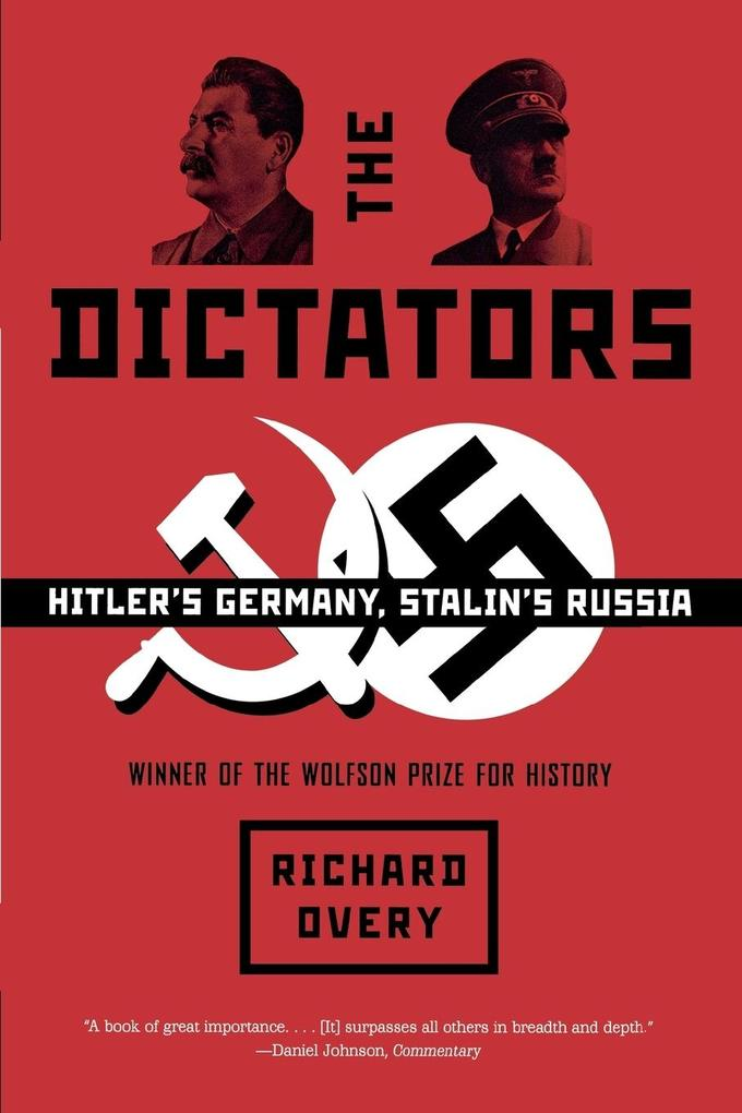 The Dictators: Hitler's Germany, Stalin's Russia als Taschenbuch