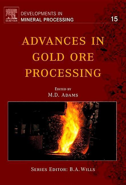Advances in Gold Ore Processing als Buch