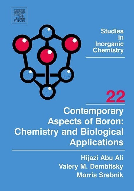 Contemporary Aspects of Boron: Chemistry and Biological Applications als Buch