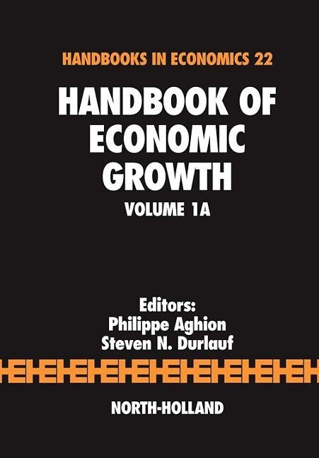 Handbook of Economic Growth als Buch