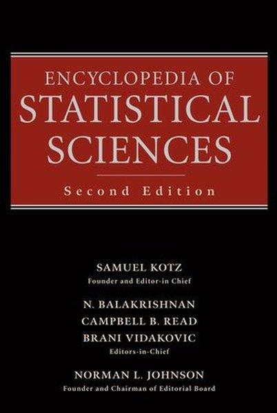 Encyclopedia of Statistical Sciences, 16 Volume Set als Buch