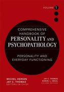 Comprehensive Handbook of Personality and Psychopathology, Personality and Everyday Functioning