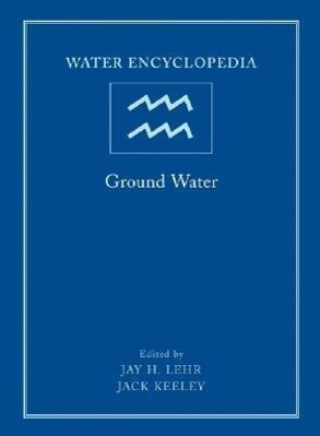 Water Encyclopedia, Ground Water als Buch