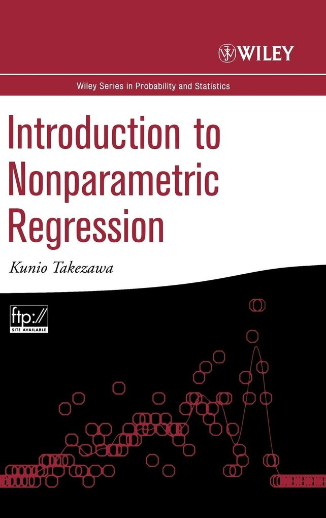 Nonparametric Regression als Buch