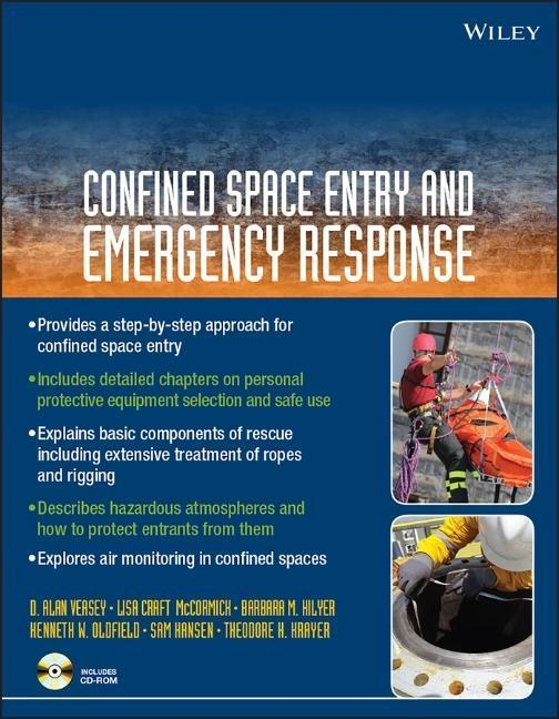 Confined Space Entry and Emergency Response als Buch
