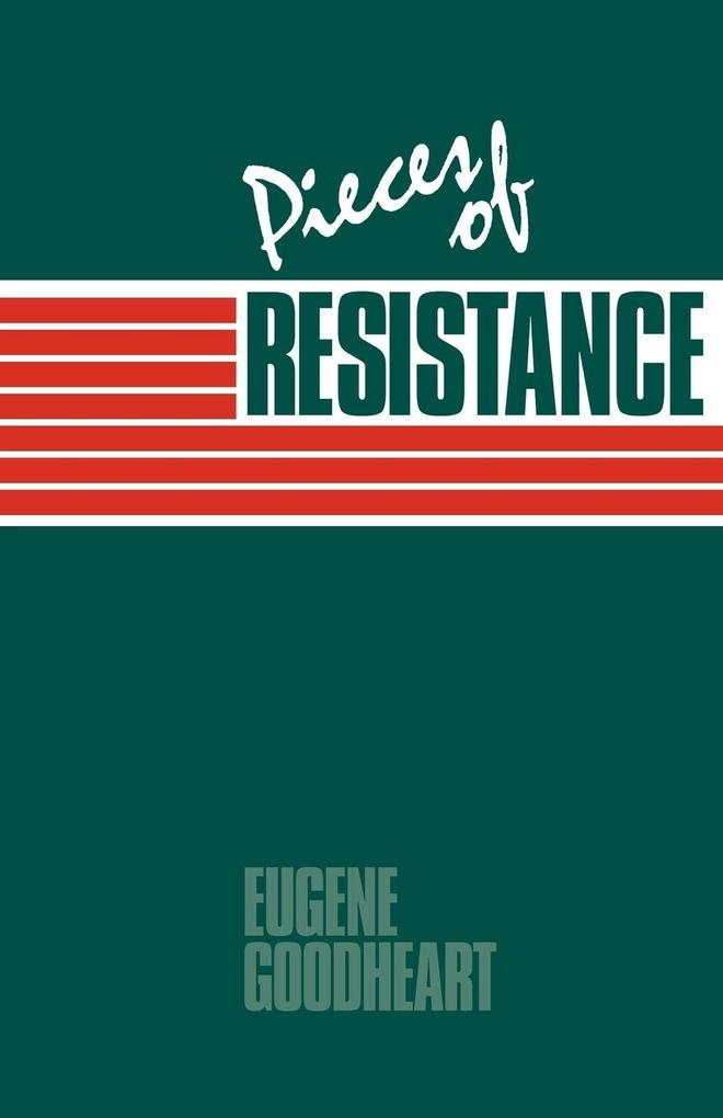 Pieces of Resistance als Buch